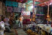 Handeln im Bazar