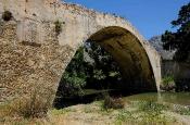 Römische Brücke bei Cato Moni Preveli