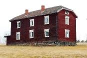 Häuser sind häufig mit Holz gebaut