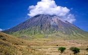 Der Vulkan Ol Doinyo Lengai